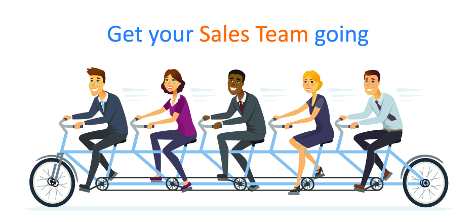 How CRM can build a steadfast momentum for your sales team